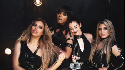 Fifth Harmony canta por primera vez sin Camila Cabello en los People's Choice Awards