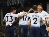 Tottenham le llenó la canasta con seis regalos navideños a Everton