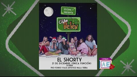 """""""La calle Belén"""", una comedia que no te puedes perder"""
