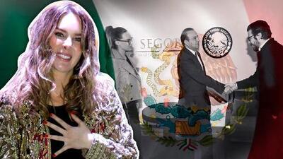 Belinda confirma que no es mexicana, pero ya casi