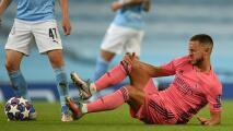 Eden Hazard dice que lesiones no son el fin del mundo