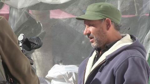 El hombre que pide que EEUU indemnice con 50,000 dólares a los inmigrantes de la caravana está acusado de terrorismo