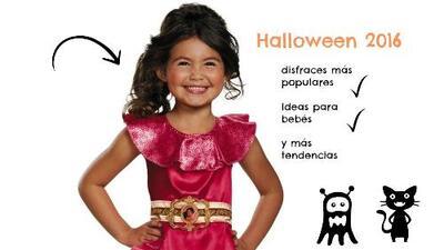 Halloween 2016: una princesa latina, los cazafantasmas y Hillary Clinton, entre los disfraces más populares