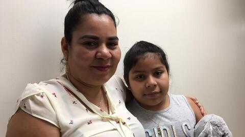 La niña salvadoreña de 11 años que iba a ser deportada sola podrá quedarse en Estados Unidos