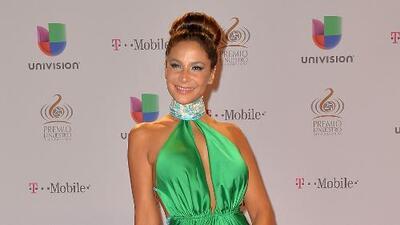 Lorena Rojas es recordada en ceremonia privada por su familia