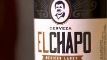 """'El Chapo' Guzmán tiene su propia cerveza y utilizan de imagen su famoso """"rostro bigotudo"""""""