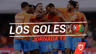Revive los goles de la Jornada 12 del Clausura 2019