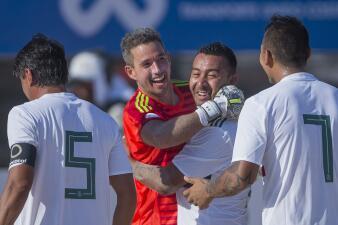 En fotos: México supera 4-1 a Jamaica y se mantiene invicto en el Beach Soccer Championship