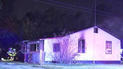 Familia de sobreviviente de la masacre en Sutherland Springs estuvo a punto de morir en un incendio