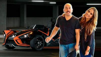 Este es el carro de 30,000 dólares que Mayeli regaló a Lupillo tres meses antes de su divorcio (y él estaba encantado)
