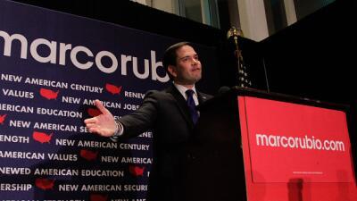 ¿Qué ocurrirá ahora con Marco Rubio? Sus 4 opciones tras salir de la carrera presidencial
