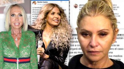 """""""Doy la cara por ti"""": todos los famosos que defienden la inocencia de Daniela Castro"""