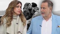 Lili y Raúl hablan del amor de Christian Nodal y Belinda y cómo muchos creían que era publicidad