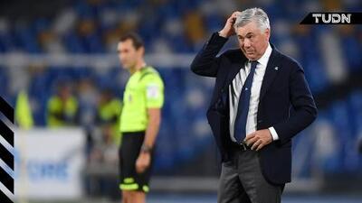 Ancelotti se mantiene con Chucky… de momento