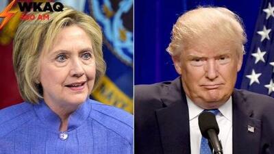 Hoy se enfrentan cara a cara Hillary Clinton y Donald Trump