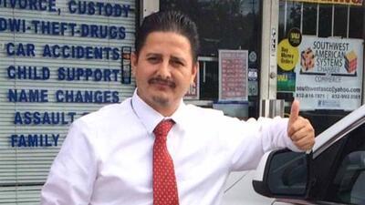 Dios mío ¿qué voy a hacer si me deportan?: el drama de un activista guatemalteco detenido por ICE en Texas