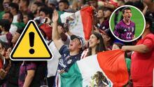 Con multa y sin fans: Castigos para 'El Tri' en torneo clasificatorio al mundial por grito homofóbico