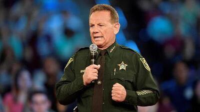 Gregory Tony es nombrado sheriff del condado Broward en sustitución de Scott Israel