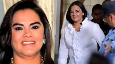 Esposa del expresidente de Honduras, Porfirio Lobo, es condenada por corrupción