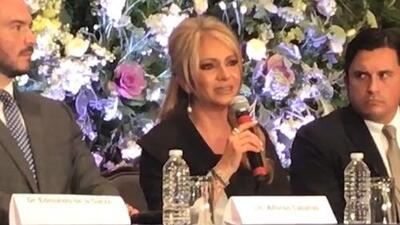 """""""Yo no robé"""": Daniela Castro llora al relatar la """"humillación"""" que sufrió tras ser acusada de ladrona"""