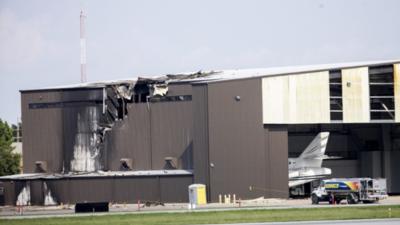 Revelan dos nombres más de pasajeros que estaban en el avión que se estrelló