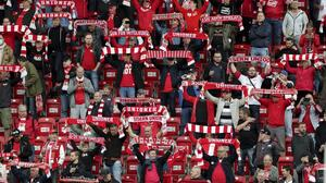 Union Berlin rompe récord de espectadores tras cuarentena