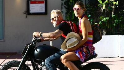 Después de tomar el sol junto a Gianluca Vacchi, Ariadna Gutiérrez revela qué la une al millonario