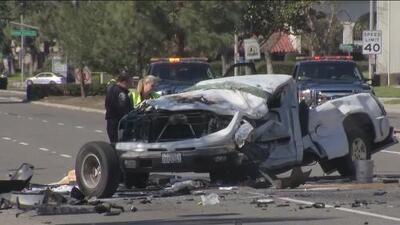 Realizan una emotiva vigilia por las víctimas del accidente en Santa Ana que enluta a varias familias