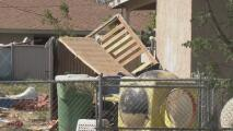 Policía de Mendota inicia un operativo de limpieza de vehículos abandonados y otros artefactos