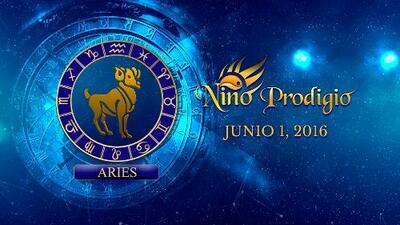 Niño Prodigio - Aries 1 de Junio, 2016