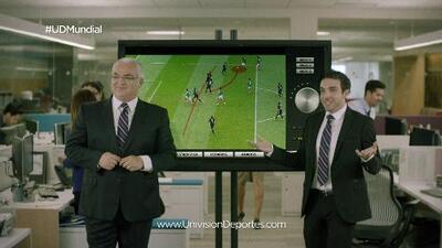 Donde quiera que estés el Mundial es por Univision Deportes