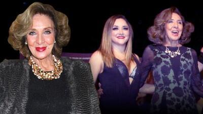 """A sus 81 años, Lorena Velázquez aconseja a Sherlyn cómo responder a propuestas """"bochornosas"""" en redes sociales"""