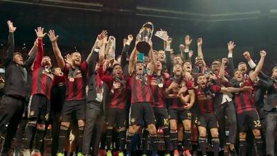 Tras conquistar la MLS Atlanta United y su legión de estrellas van por la Liga de Campeones