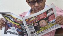 El exdictador panameño Manuel Noriega fue cremado y velado en una ceremonia privada
