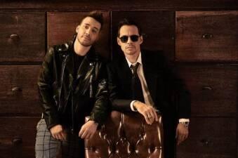 """Prince Royce estrenará un """"explosivo"""" dueto con Marc Anthony en la semana de los Latin GRAMMY"""