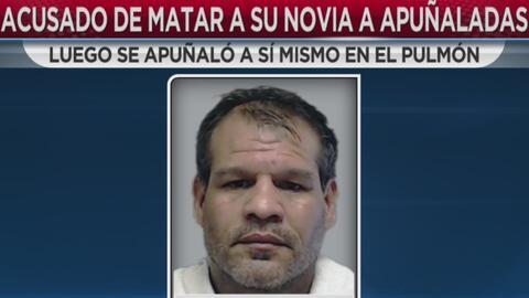 Ya se sabe quién es el hombre que presuntamente mató a su novia de ocho puñaladas en Plano