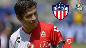 Matías Fernández deja al Necaxa para enrolarse con el Junior de Barranquilla