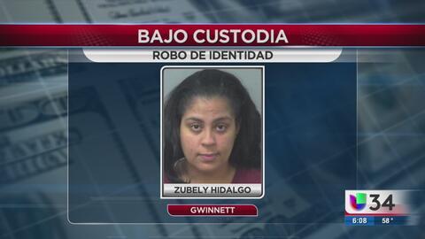 Tras las rejas mujer que presuntamente usó identidad falsa para obtener dinero en Gwinnett