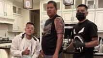 Papá de Julio Urías lleva a su hijo en la piel