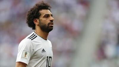 Javier Aguirre deja fuera de la convocatoria de Egipto a Mohamed Salah