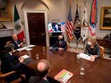 EEUU y México llegan a un acuerdo para cooperación fronteriza y sanitaria, sin mencionar pedidos de AMLO