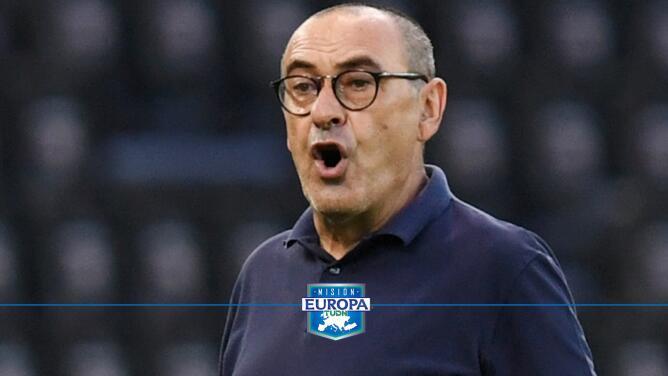 """Sarri tras perder en Udinese: """"A esta altura estamos cansados física y mentalmente"""""""