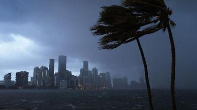 A Miami le espera un viernes con cielos mayormente nublados y posibles chubascos