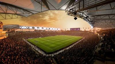 Como los hermanos Dos Santos, ahora podrás 'jugar' en el estadio de LA Galaxy en FIFA 18