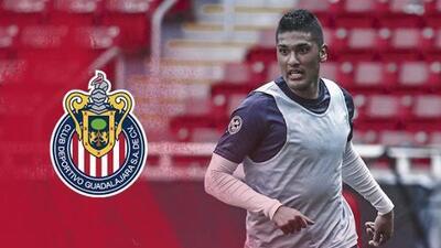 ¿El nuevo Salcedo? Tony Alfaro llega de la MLS, pasa las pruebas y ficha con las Chivas
