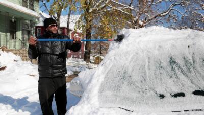 La ola de frío extremo sigue rompiendo marcas históricas en varias regiones de EEUU