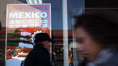 Estos cinco gráficos explican el récord histórico que alcanzaron las remesas enviadas a México