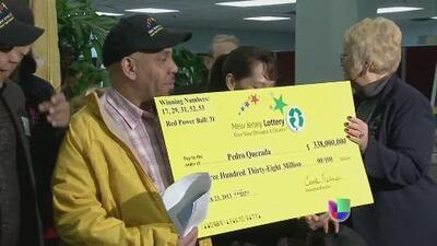 Qué hará Pedro Quezada con su millonario premio