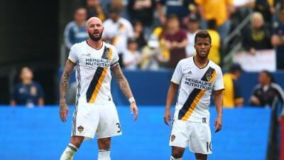 Giovani dos Santos regresó al LA Galaxy pero la crisis en el equipo continúa
