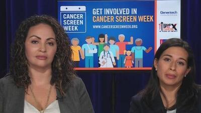 Paciente y doctora te explican cómo detectar de manera temprana el cáncer cervical